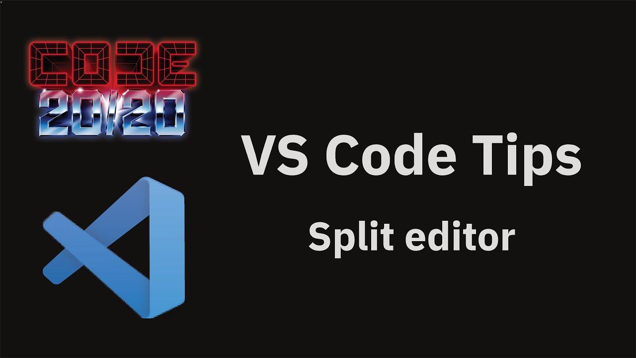 Split editor