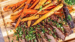 How to Make Brisket Braised in Wine & Tomato By Rachael