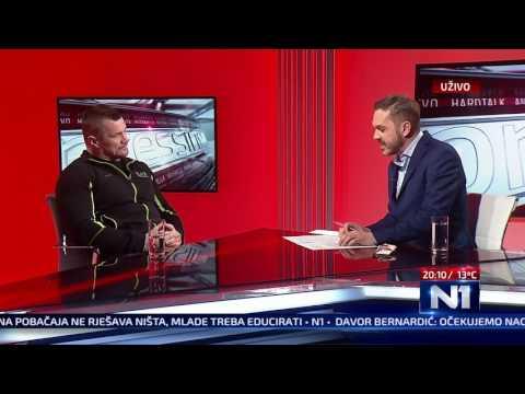 N1 Pressing: Mirko Filipovic (2.3.2017.)