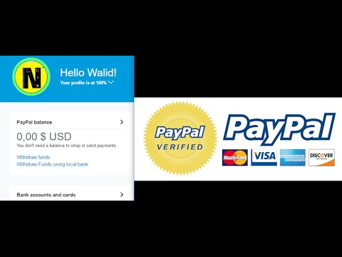 Vérifier Paypal maroc BMCE Epay 100% كيفية تفعيل الباي بال