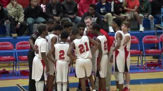 Hughes vs Sevier 2017 GCS Boys Basketball Championship