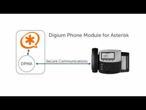 How to Configure Digium Phones with Asterisk and DPMA Part 1