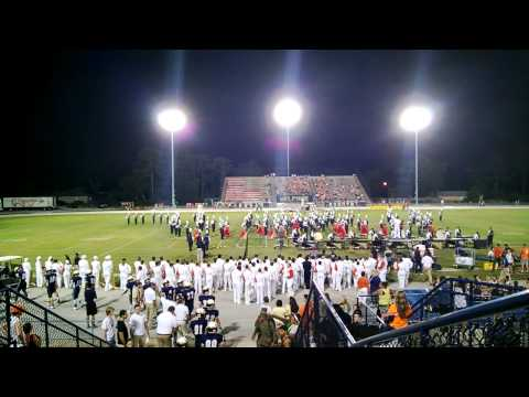 Lightning Strikes UHS Band on Friday the 13th