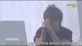 Billy Talent - Devil in a Midnight Mass (Sub Español Live at Rock am Ring 2012)