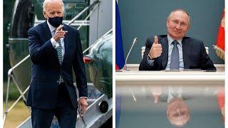 Biden llama asesino a Putin y dice que