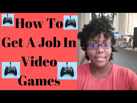 HOW TO GET A JOB IN VIDEO GAMES! (Mod Squad Is Hiring Game Tester-$12 HR)