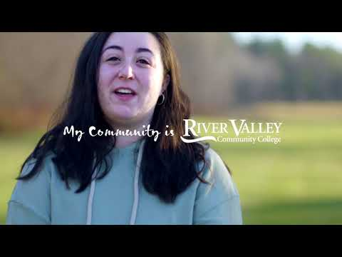 River Valley Community College is my community.