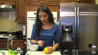 Health Nutrition Project: How To Prepare Tuna Salad              Samantha Glass And Allison Gong
