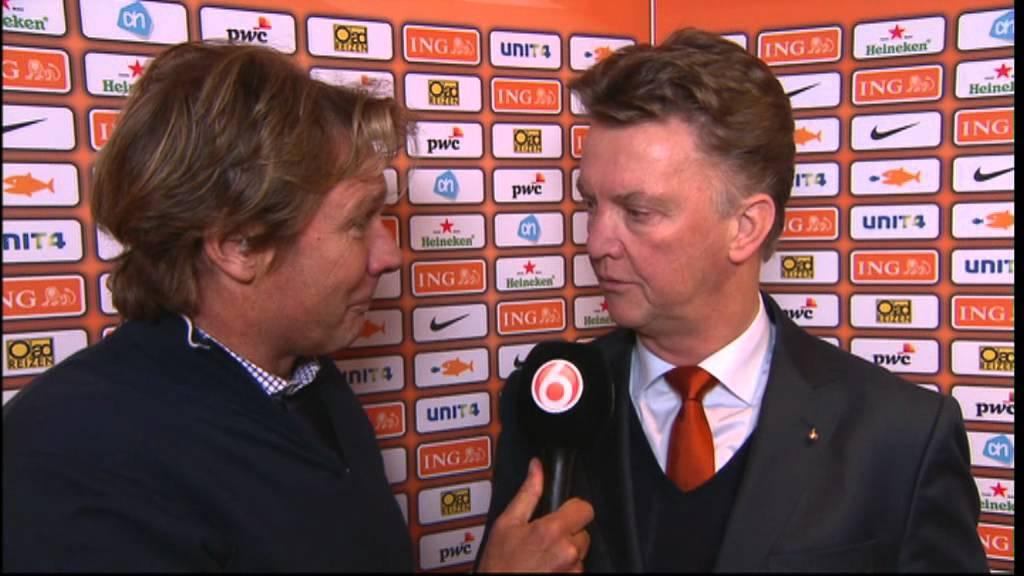 Interview Van Gaal Na Nederland