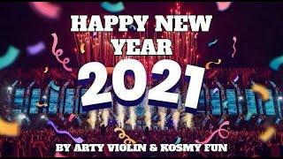 Download MUZICA REVELION 2021   Muzica Noua Ianuarie 2021   Happy New Year 2021 by ARTY VIOLIN & KOSMY FUN