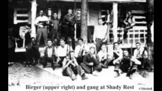 "Bucky Halker: ""The Hanging of Charlie Birger"""