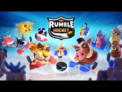 Rumble Hockey Trailer ES