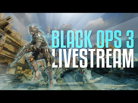 Black Ops 3 LIVE w/ Xclusive Ace! (Call of Duty: Black Ops 3 Multiplayer Gameplay PS4)