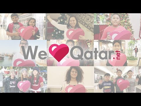 Happy Qatar National Day - A message from the people !