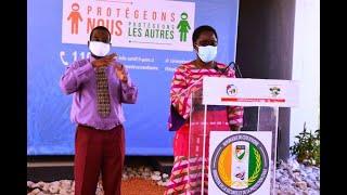 Covid-19 : point de situation en Côte d'Ivoire au mardi 21 avril 2020