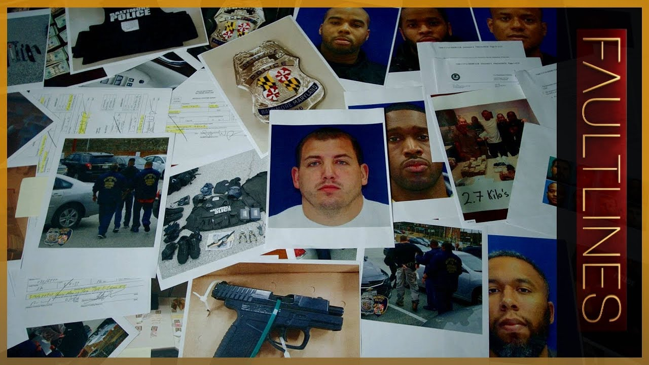 The Gang Within: A Baltimore Police Scandal | Fault Lines