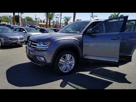 2018 Volkswagen Atlas Palm Springs, Palm Desert, Cathedral City, Coachella Valley, Indio, CA 588642
