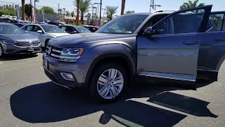 2018 Volkswagen Atlas Palm Springs, Palm Desert, Cathedral City, Coachella Valley, Indio, CA 588642