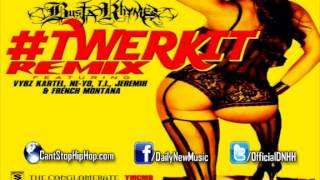 Busta Rhymes - Twerk It (Remix) (Feat. Ne-Yo, T.I., Jeremih, French Montana & Vybz Kartel)