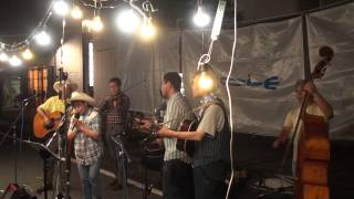2015年8月1日(土) 松阪市 七夕祭り 鈴の音市で ザ・サークル カントリ...