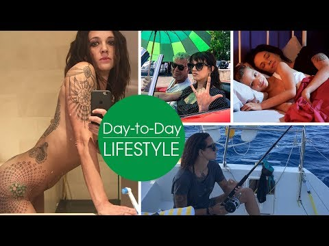 Asia Argento Daily Activities 2018 - Asia Argento day to day Lifestyle 2018