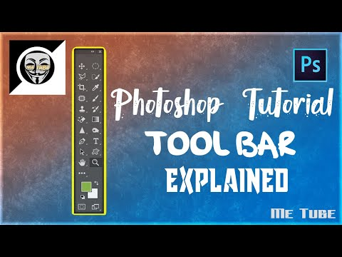 Photoshop Tutorial: Toolbar Explained thumbnail