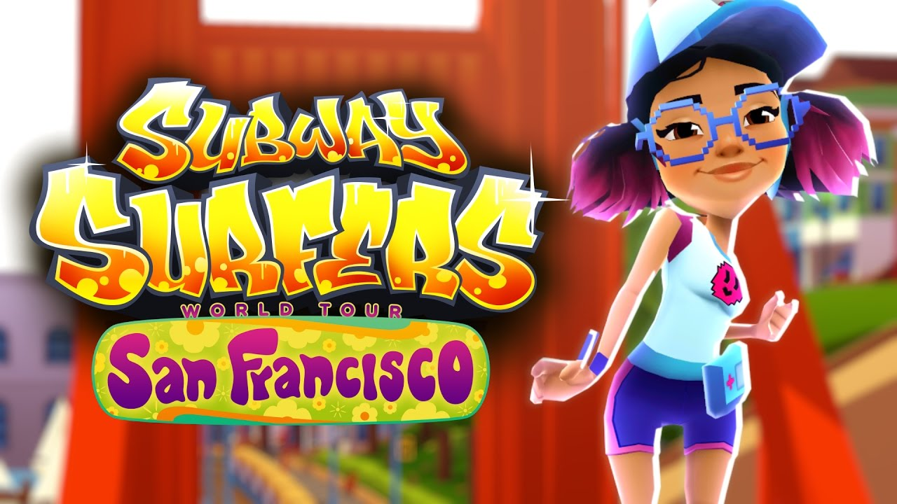 Subway Surfers World Tour 2017 - San Francisco Trailer