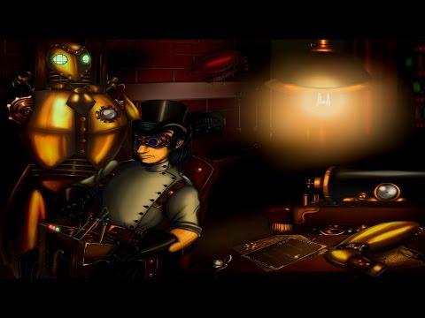 Steampunk Music - The Inventor
