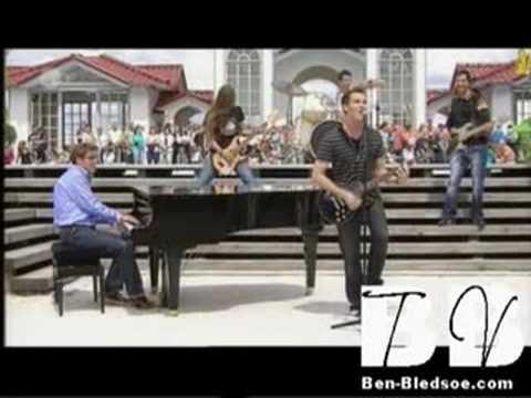 07132008 Ben Bledsoe @ ZDF Fernsehgarten  Mainz