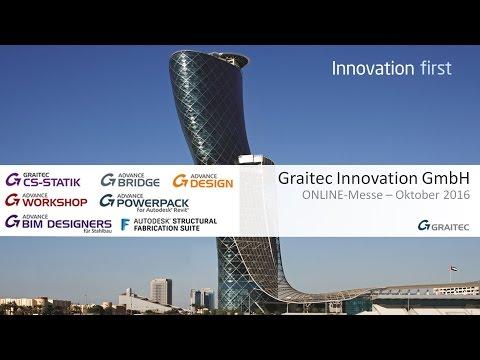 Online Messe 2016 - Graitec - Advance Design
