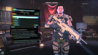 XCOM 2 Custom Character Heinrich Pillage Kruger on PC in HD