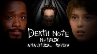 Death Note Netflix Analytical Review (Part 1)