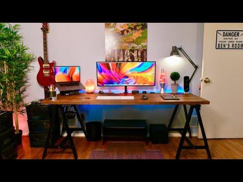 My DREAM Desk Setup Tour! (2020)
