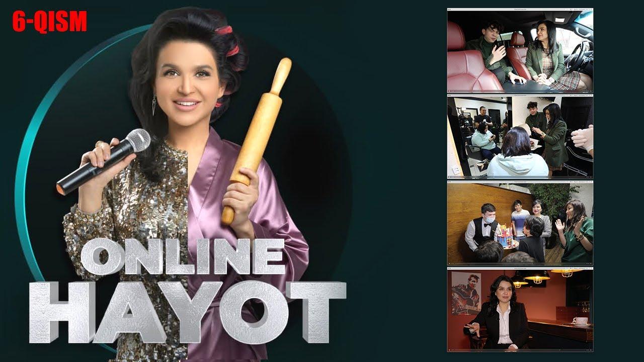 Online hayot 6-qism  FINAL | Онлайн хаёт 6-кисм MyTub.uz TAS-IX