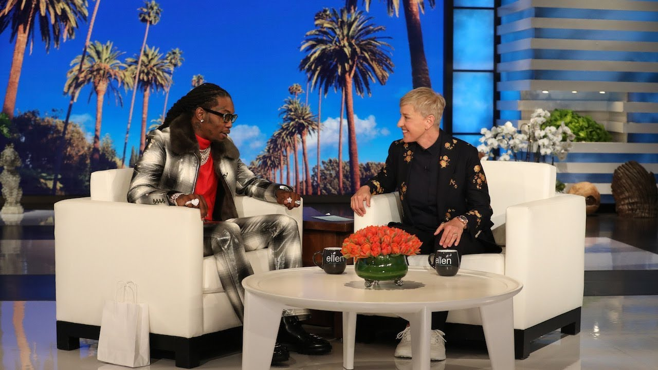 Offset Opens Up About the Estranged Relationship with His Father, and Harrowing Car Accident