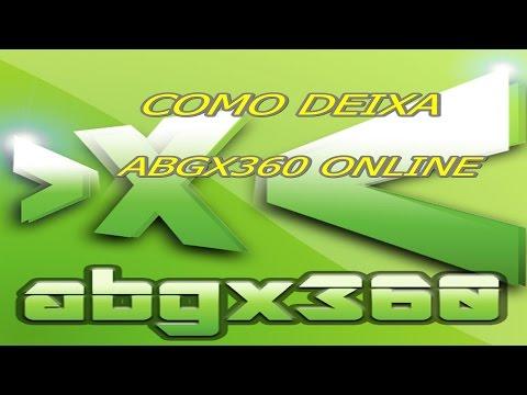 Como Configurar Abgx360 Que Estava Fora Do Ar