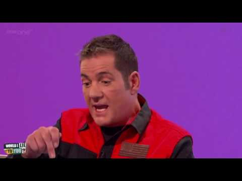 Did Dale Winton sleep with a potato? - Would I Lie to You?