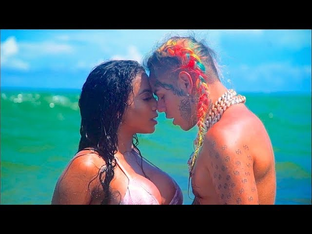 BEBE - 6ix9ine Ft. Anuel AA (Prod. By Ronny J) (Official Music Video)