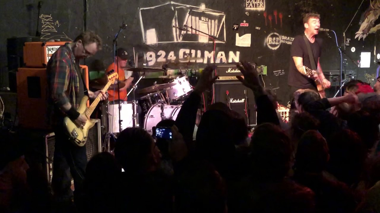 "JAWBREAKER ""Want"" & ""Boxcar"" at 924 Gilman Street January 31st, 2019 -  YouTube"