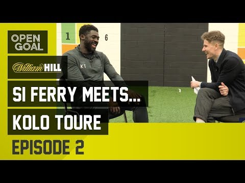 Si Ferry Meets...Kolo Toure Episode 2 - Man City, Liverpool & Celtic Invincibles