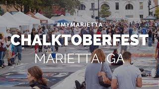 Chalktoberfest | #MyMarietta | Season 1 Episode 12