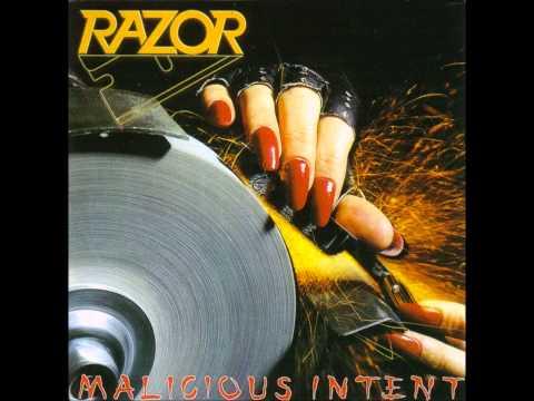 "Razor ""Malicious Intent"" (FULL ALBUM) [HD]"