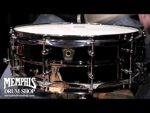 Ludwig 14 x 5 Black Beauty Supraphonic Snare Drum (LB416T)