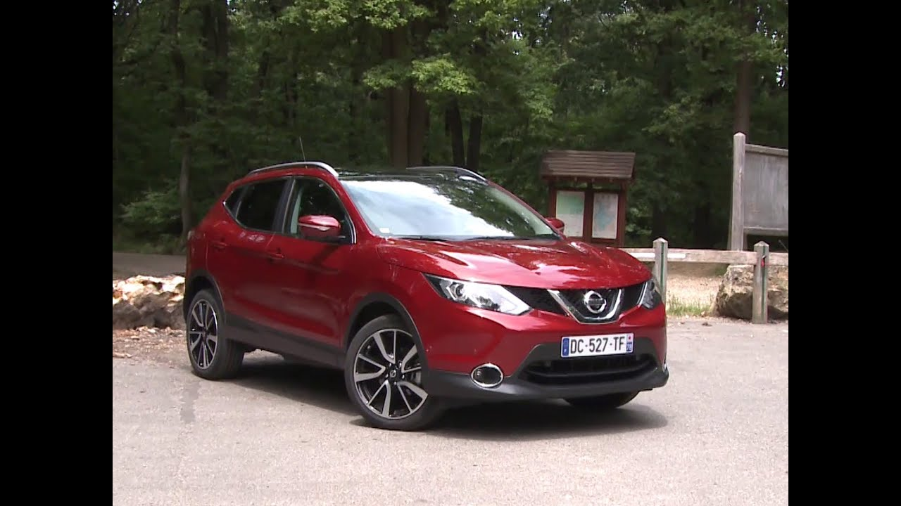 essai nissan qashqai 1 2 dig t 115 tekna 2014 youtube. Black Bedroom Furniture Sets. Home Design Ideas