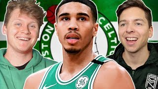 """REBUILDING"" THE BOSTON CELTICS w/ TD PRESENTS! NBA 2K19"