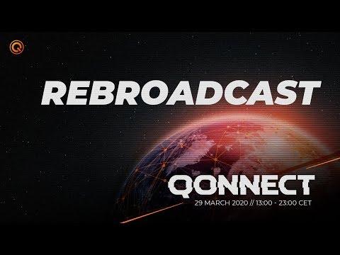 QONNECT   Rebroadcast   Uniting The World Through Hardstyle