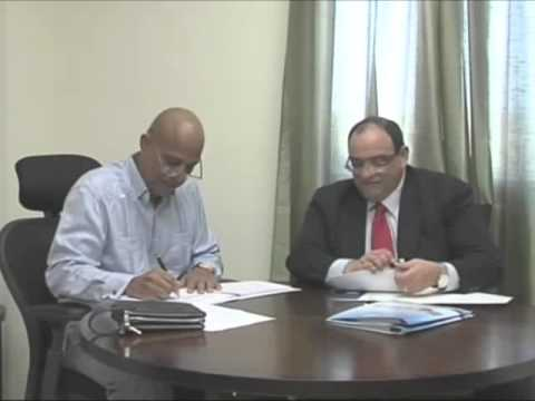 Government of Belize signs loan agreement with CABEI