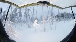 Видео 360! Поездка В Кемь На Вездеходе Шерп! Едем На Озера, Изба :)