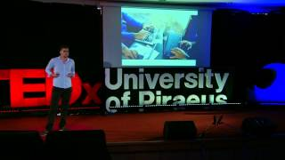 From Theory to Action   Stavros Tsobanidis   TEDxUniversityofPiraeus
