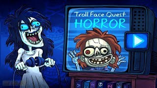 Troll Face Quest Horror Walkthrough All Levels